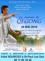 JOURNEE QIGONG - 29 mai 2016